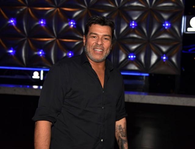 O cantor e compositor Maurício Mattar em novembro de 2016