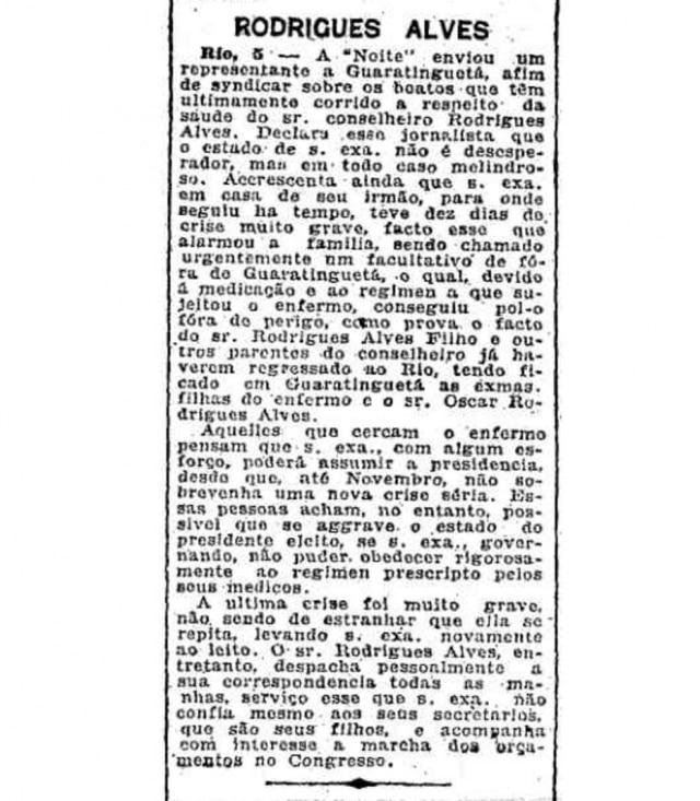 O Estado de S.Paulo- 06/10/1918