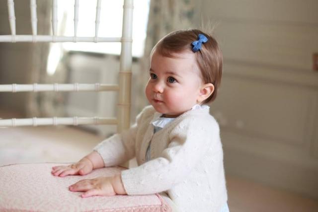 Princesa Charlotte.
