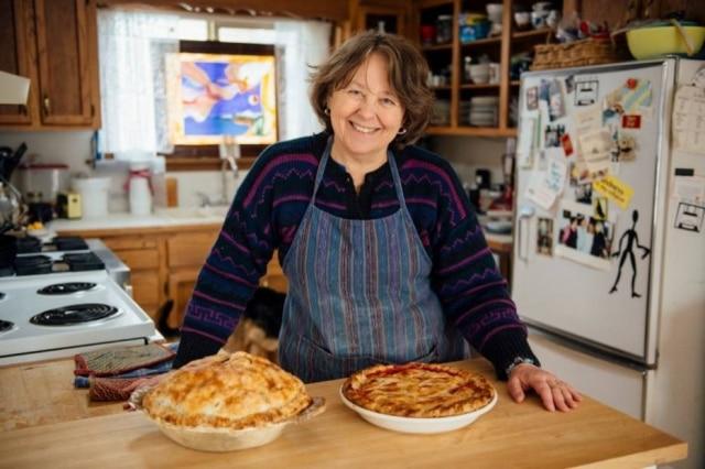 Kate McDermott conhece o som da torta pronta
