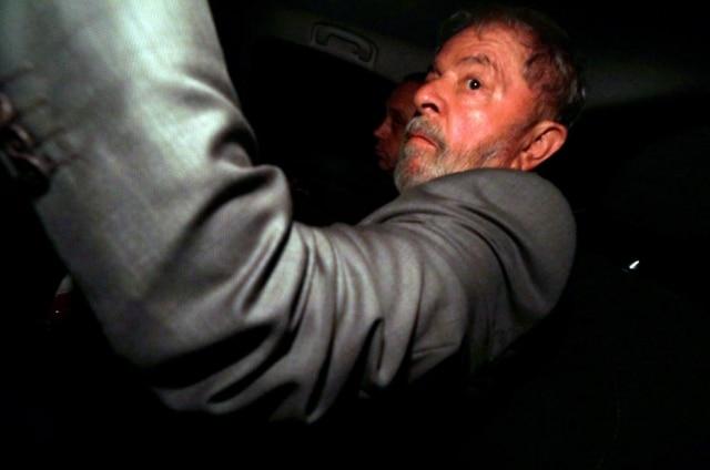 Lula tem prisão decretada para esta sexta-feira, 6.