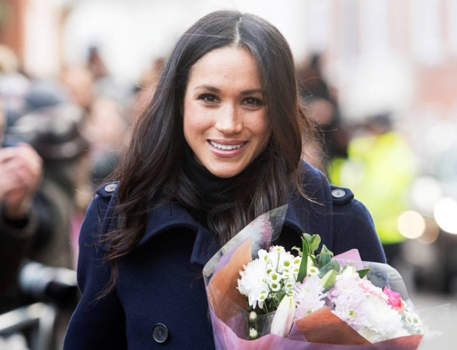 Peônias e rosas brancas estão entre as flores que vão decorar o casamento de Meghan com Harry.