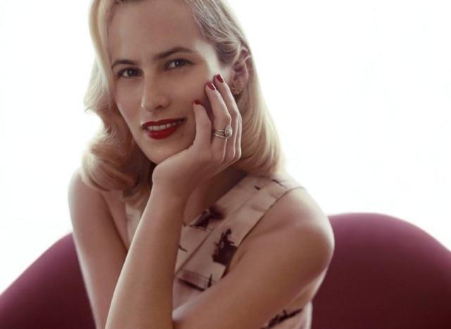 Charlotte Olympia Dellal é filha da ex-modelo brasileira Andréa Dellal