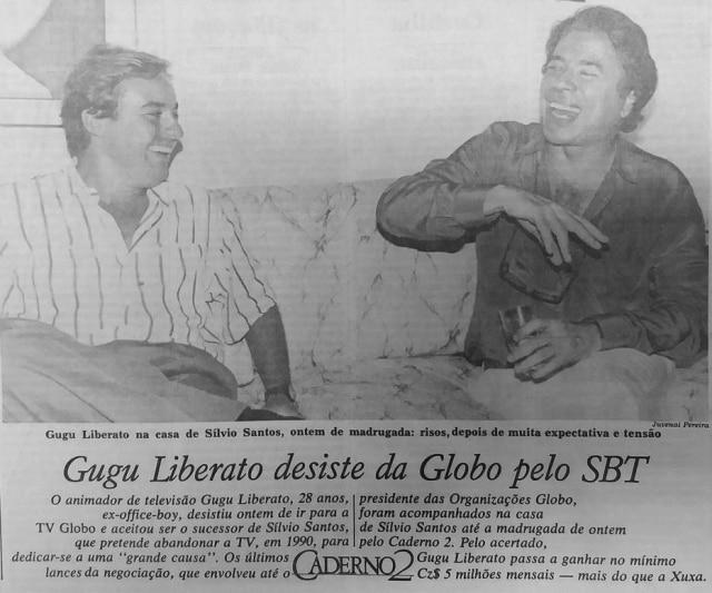 O Estado de S.Paulo - 12/2/1988clique aqui para ver a página