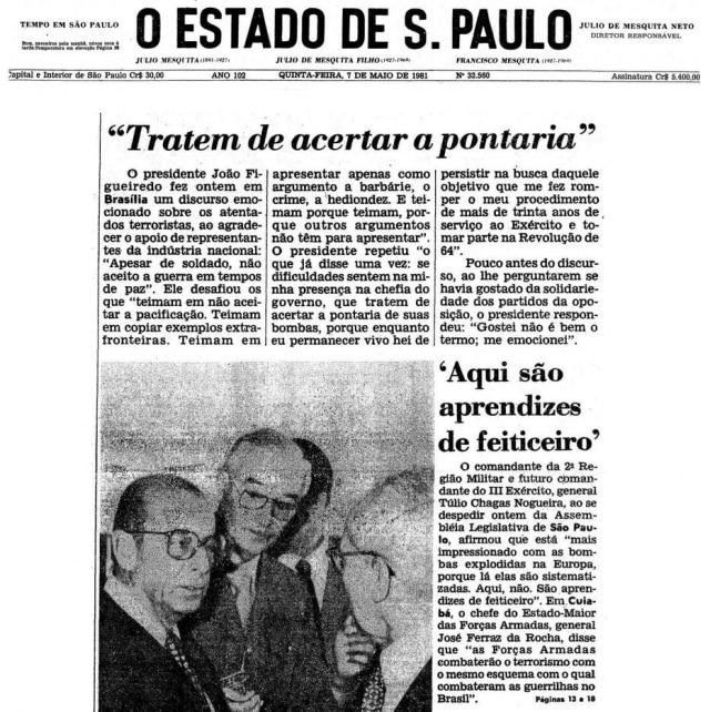 > Estadão - 07/5/1981