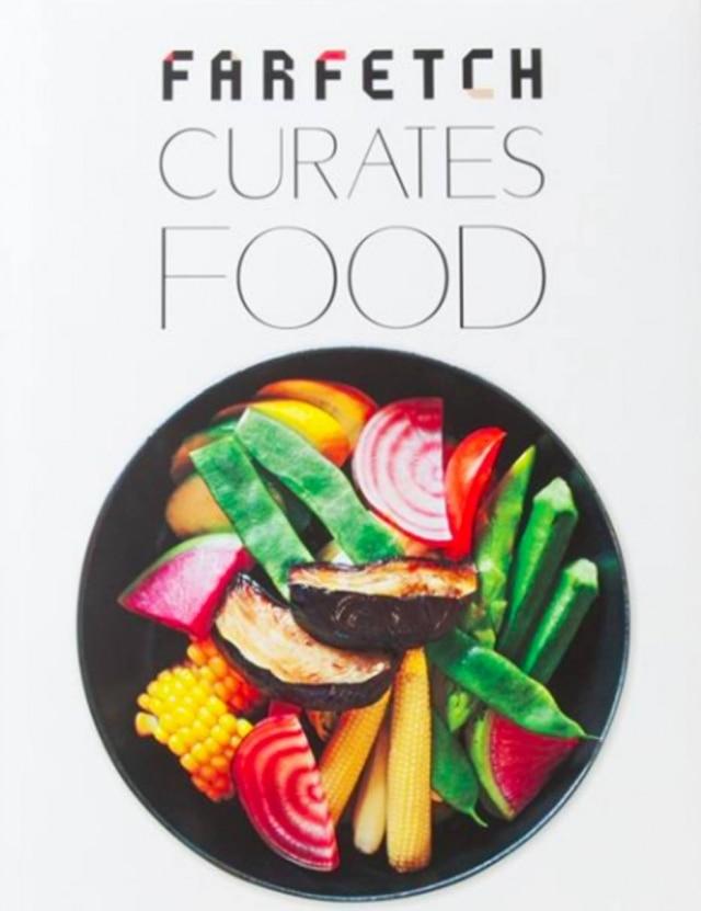 Farfetch: Curates Food (R$ 160,00) www.farfetch.com.br