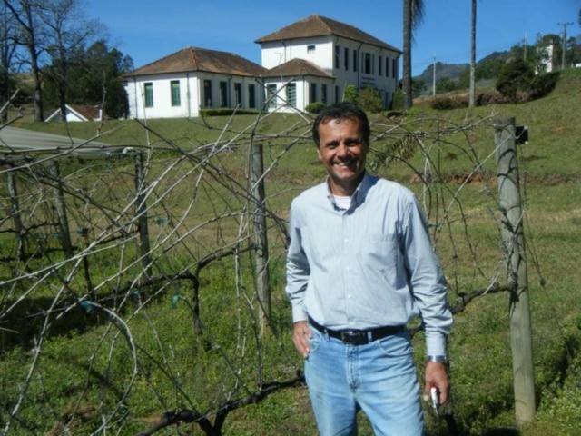 Murillo Regina, engenheiro agrônomo, produtor e consultor