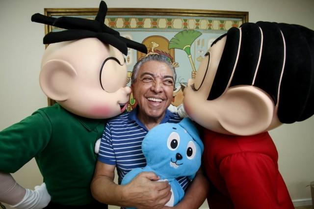 'Turma da Mônica' será transmitida na TV Cultura após parceria com Mauricio de Sousa.