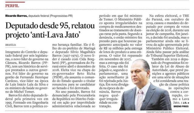 >> Estadão - 13/8/2020