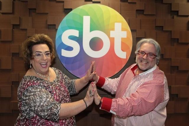 Novos contratados do SBT