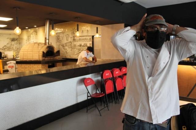 Dudu Mesquita, o chef que perdeu olfato e paladar depois de contrair coronavírus