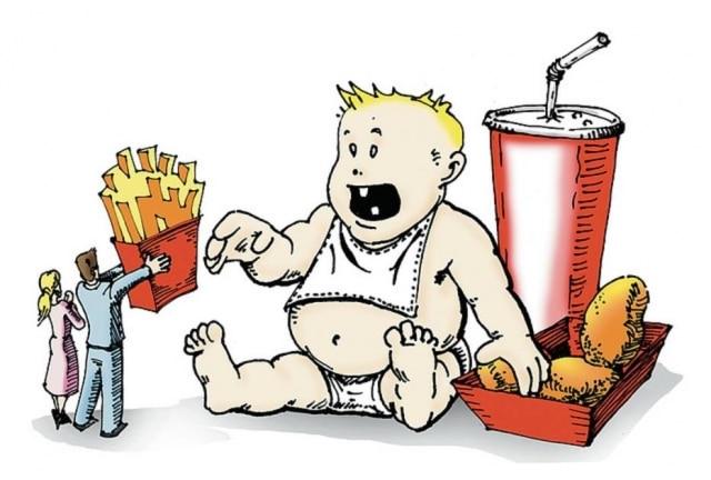 Uma tendência alarmante tem se verificado em países que enriqueceram: muitas crianças estão com baixa estatura por causa da má nutrição
