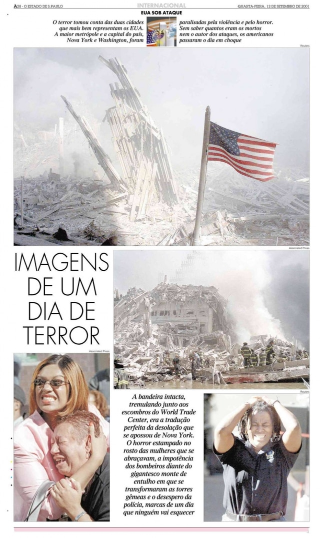 > Estadão - 12/9/2001