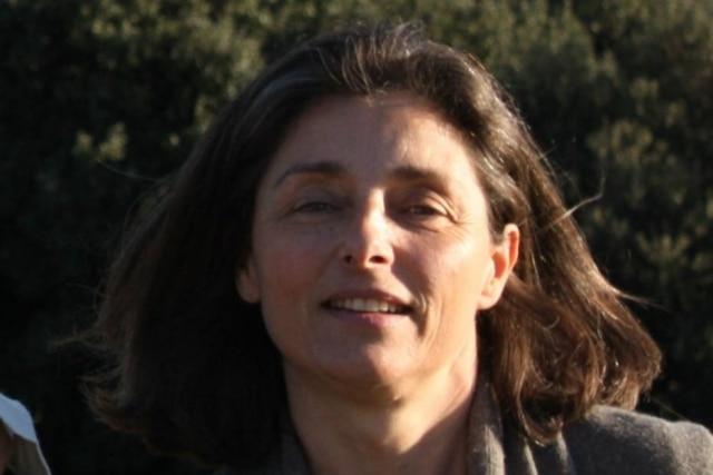 Sabine Thompson, que transformou a vinícola da família