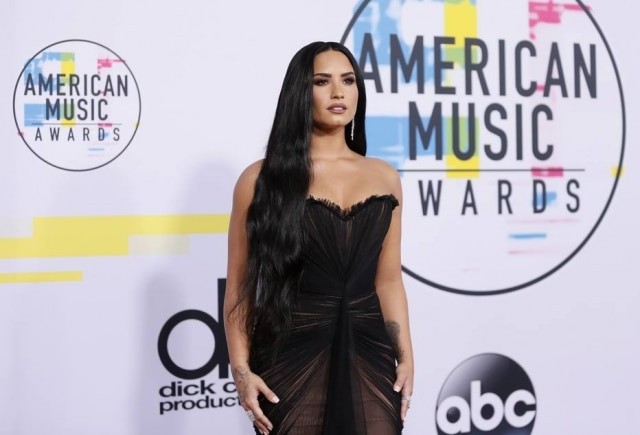 Demi Lovato diz não ter gostado de sua experiência no Baile do Met em 2016.