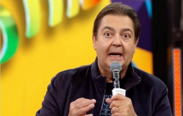 O apresentador Fausto Silva.