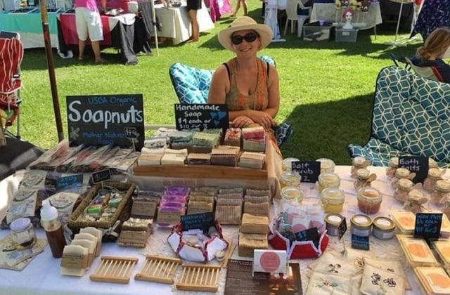 Jasmine vende em Queensland, Austrália