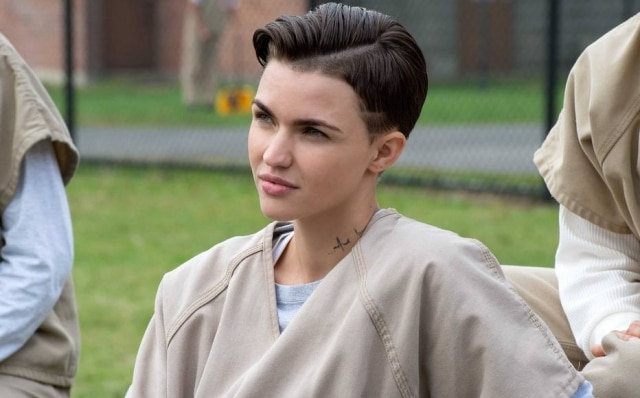 A atriz Ruby Rose integra o elenco da série 'Orange Is The New Black'