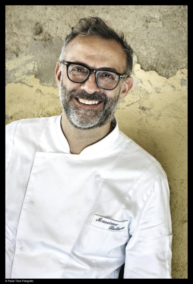 A Osteria Francescana, do chef Massimo Bottura, ficou no topo doranking dos 50 Melhores Restaurantes do Mundo, o 50 Best, organizado pela revista britânicaRestaurant. É a primeira que uma casa italiana assume o primeiro lugar da lista.