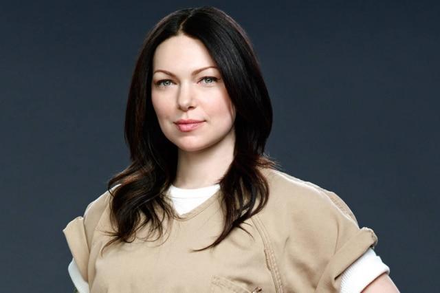 Laura Prepon interpreta Alex em 'Orange Is The New Black'.