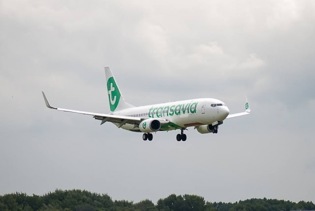 Voo da Transavia saiu de Dubai para Amsterdã, mas pousou em Viena, naÁustria