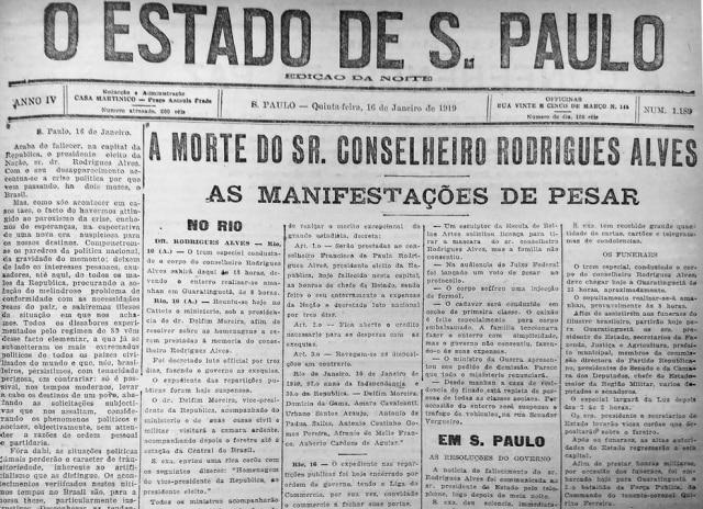 Estadinho -16/01/1919