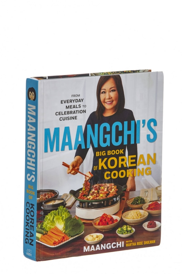 Maangchi's Big Book of Korean Cooking.