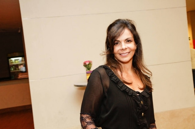 Cantora Sula Miranda, a 'rainha dos caminhoneiros'