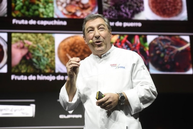 Joan Roca, chef do El Celler de Can Roca.