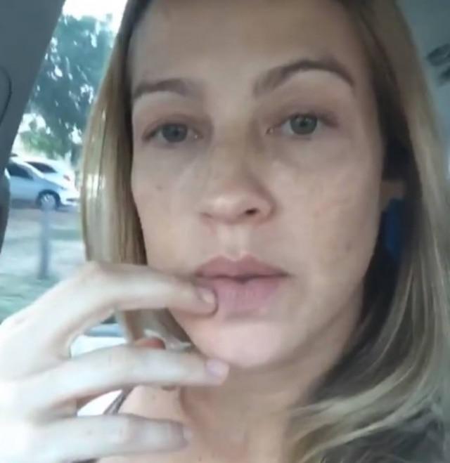 Luana Piovani desabafa em vídeo, sobre a declaração preconceituosa de Patrícia Abravanel