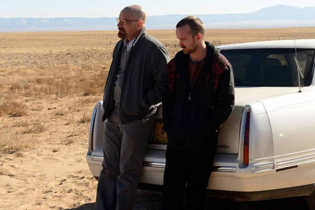 Estrelas de 'Breaking Bad' dizem estar dispostos a participar de 'Better Call Saul'.