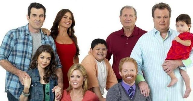 Serie Wie Modern Family
