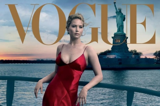 Apoiadores de Donald Trump acreditam que a capa de setembro da Vogue América é uma critica a ele