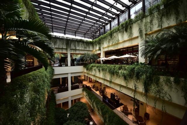 O evento acontece no Shopping Cidade Jardim, em São Paulo