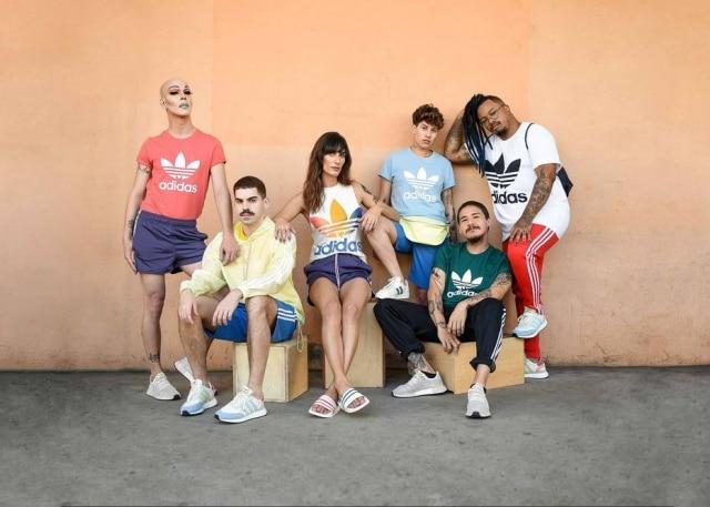 Coleção 'Pride Pack' já está à venda nas lojas da marca