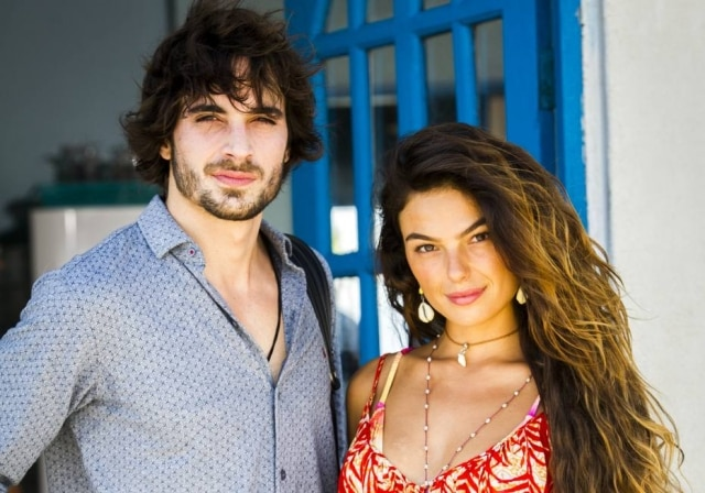 Fiuk (Ruy) e Isis Valverde (Ritinha)