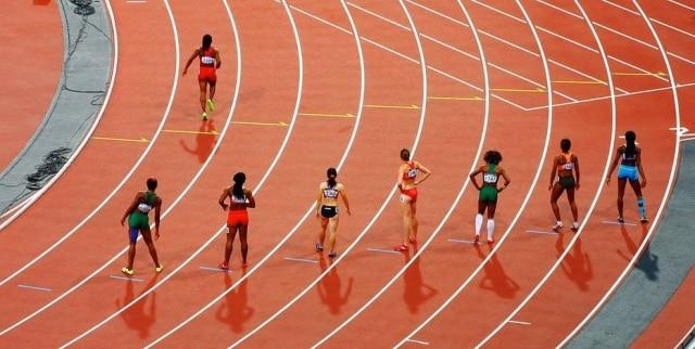 A estrutura para os atletas brasileiros não é das melhores, masmesmo assim eles garantem pódios e medalhas.