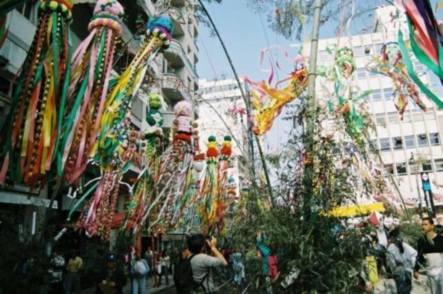 Tanabata Matsuri - Festival das Estrelas acontece na Liberdade