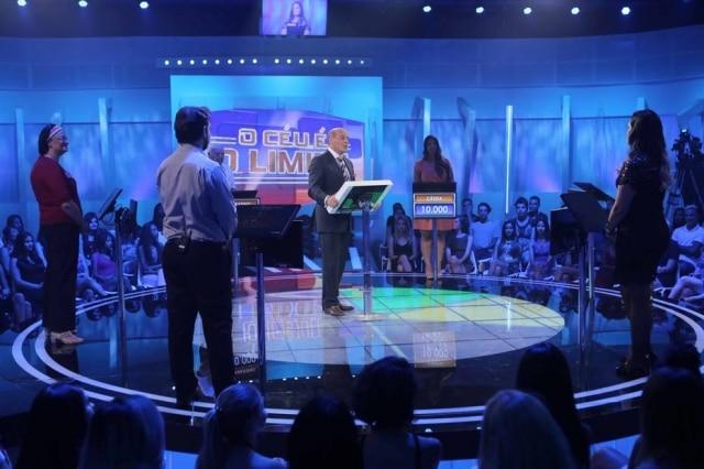 Marcelo de Carvalho, vice-presidente da RedeTV! apresenta 'O Céu é o Limite'