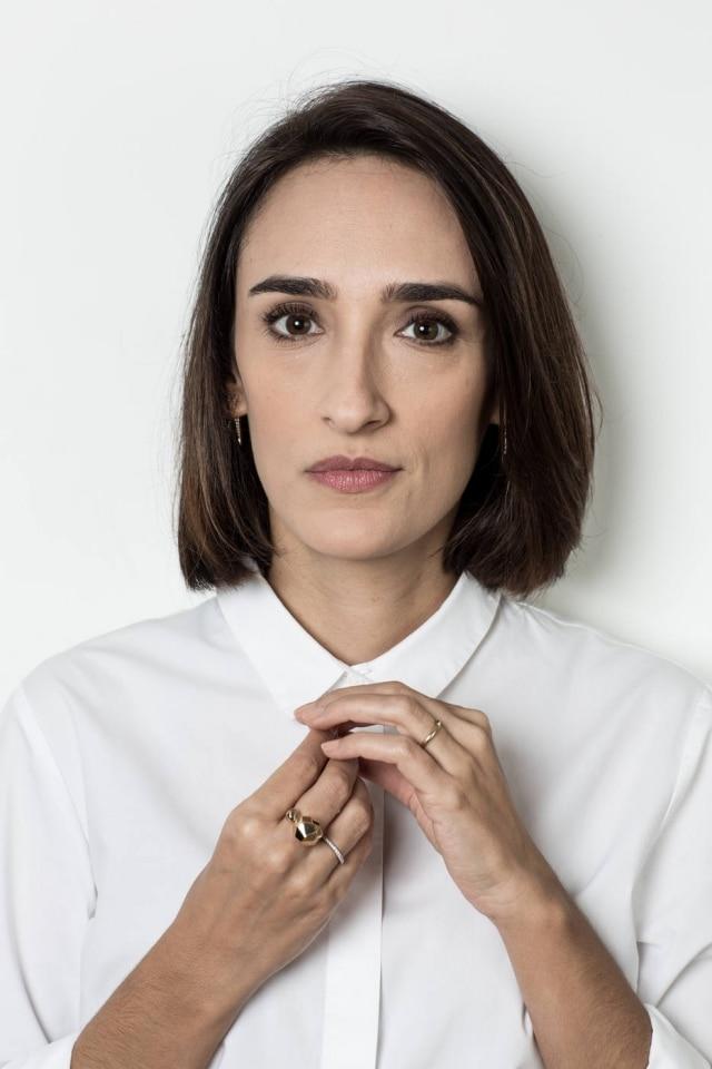 A jornalista Maria Prata.