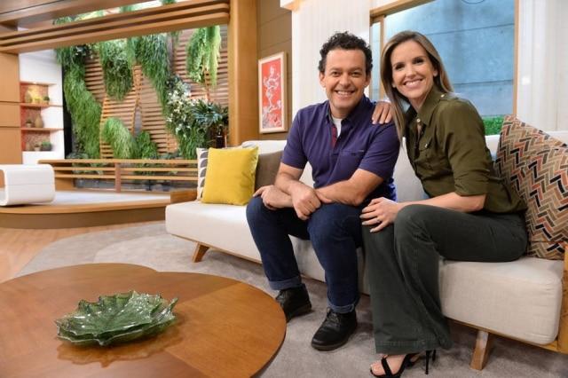 Fernando Rocha e Mariana Ferrão, do 'Bem Estar'