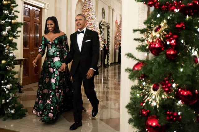Michelle Obama usou Gucci noKennedy Center Honors