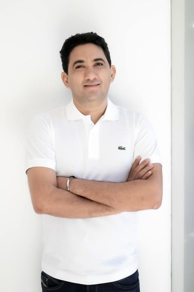 O arquitetoAntonio Armando de Araujo