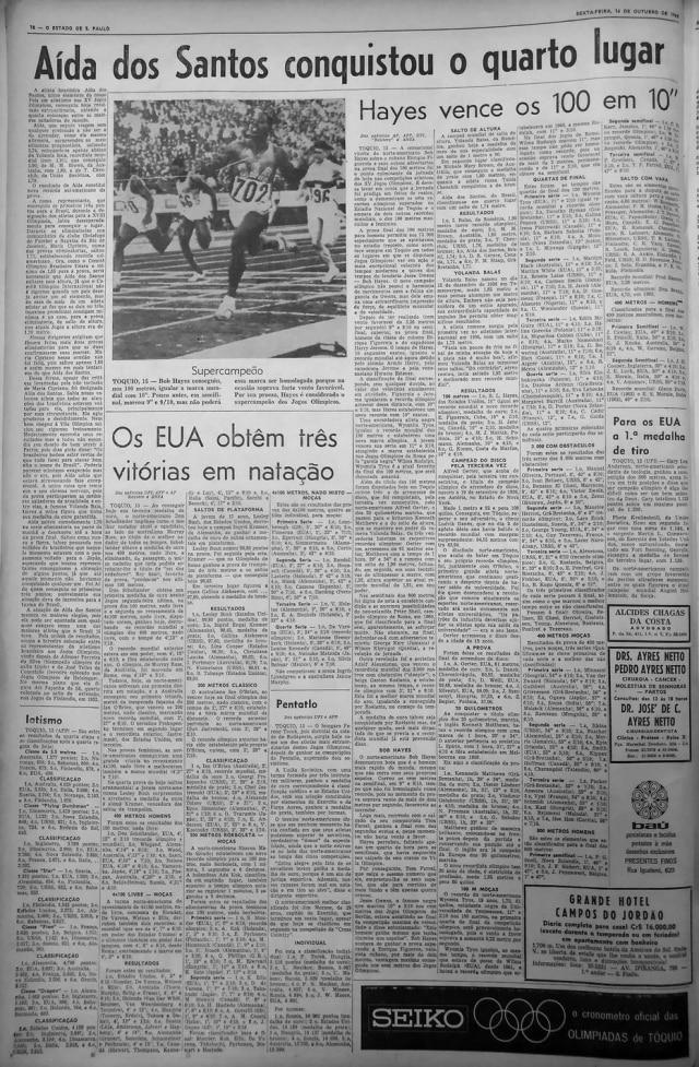 >> O Estado de S.Paulo - 16/10/1964