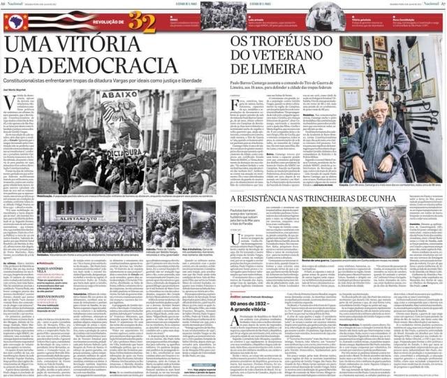 O Estado de S.Paulo - 08/7/2012