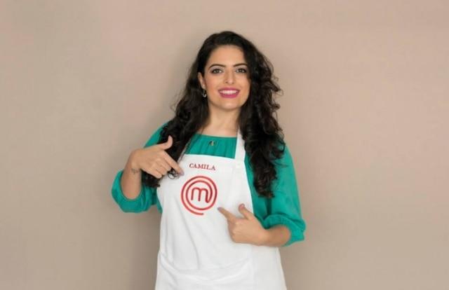 Camila é de Cascavel, no Paraná, e começou a cozinhar na infância. Trabalha como nutricionista e deseja abrir restaurante de alimentação saudável.