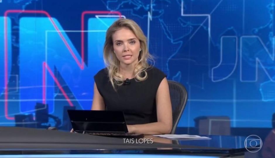 Reprodução de 'Jornal Nacional' (2019) / Globo