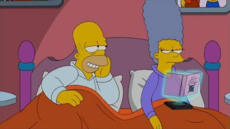 Cena da série 'Os SImpsons'/Fox