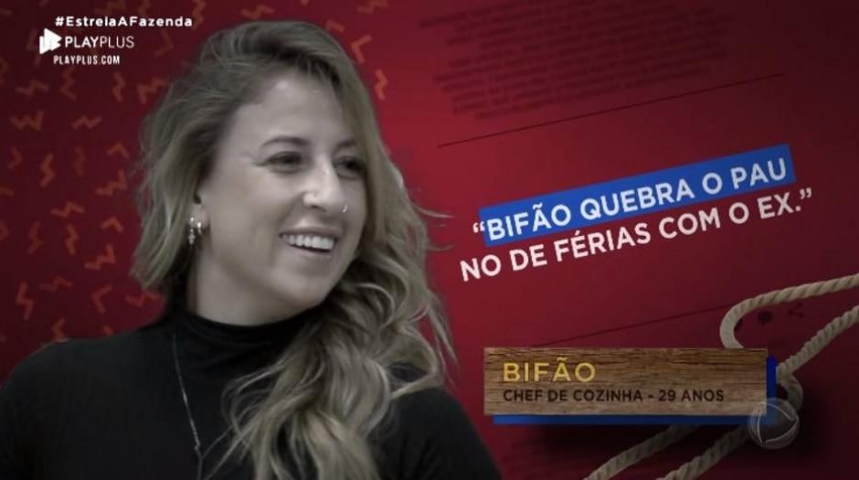 Reprodução de 'A Fazenda 11' (2019) / Record TV | YouTube / @A Fazenda
