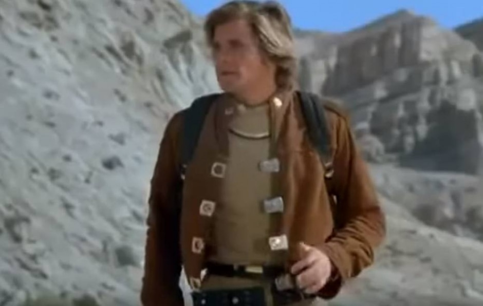 Reprodução de cena de 'Battlestar Galactica' (1978)/ Sky 1